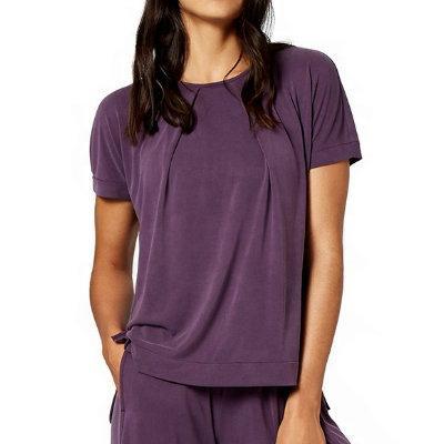 Loose Dryfit Single Color Yoga T-shirt Manufacturer