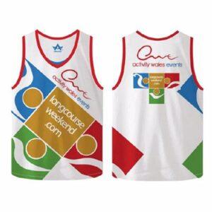 Marathon Running Singlets Manufacturer