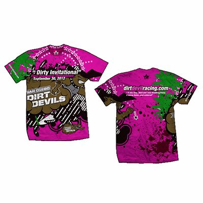 Marathon T Shirt Manufacturer
