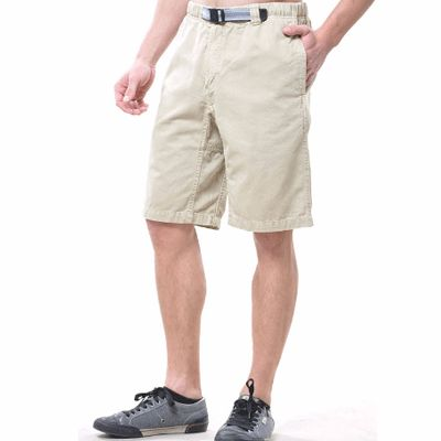 Mens White Shorts Distributor