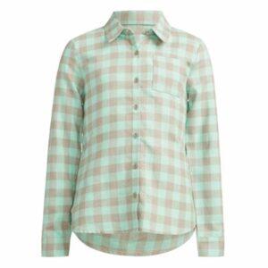 Mint Green Flannel Shirts Manufacturer