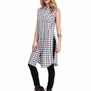 Wholesale Monochromatic Tunic Dress