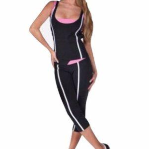 Pitch Black Yoga Outfit Set Distributor