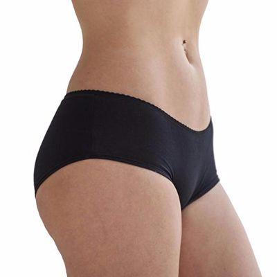 Plain Black Underwear for Women Distributor
