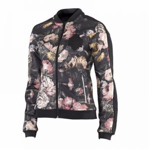 Wholesale Printed Floral Sublimated Jacket