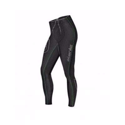 Pure Black High Compact Tights Manufacturer