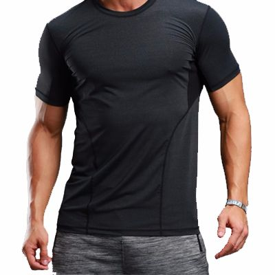 Quick Dry Half Sleeve Fitness Clothing Distributor