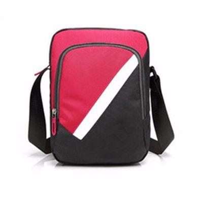 Red and Black Polyester Bag Manufacturer