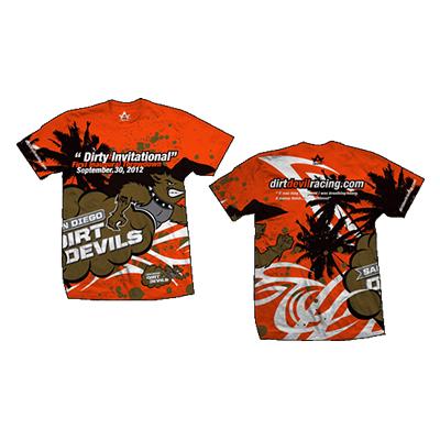 Sublimation T Shirt Manufacturer