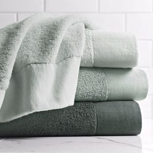 Cool Grey Turkish Towel Supplier