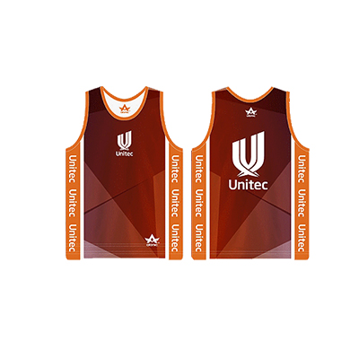 Unitec Singlets Sublimation Manufacturer