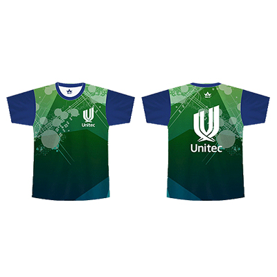 Unitec Sublimated T Shirts Manufacturer