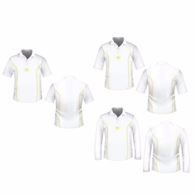 White Cricket Clothing Supplier