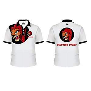 Wholesale White Sublimated T Shirts