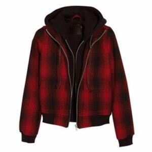 Women's Stylish Flannel Sweatshirt Distributor