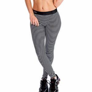 Zebra Print Designer Leggings Distributor