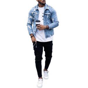 men jacket manufacturer