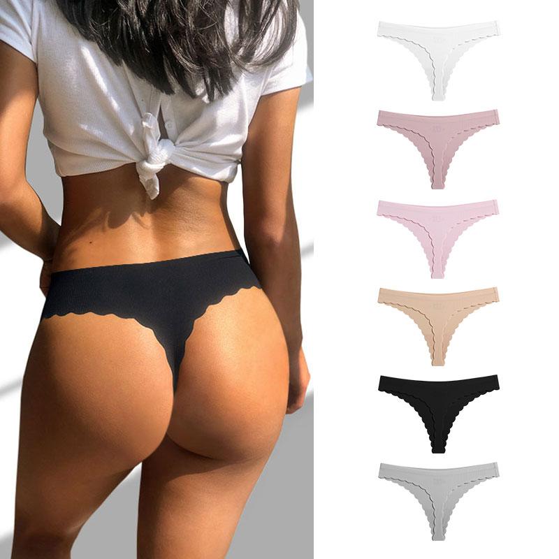 custom printed seamless underwear