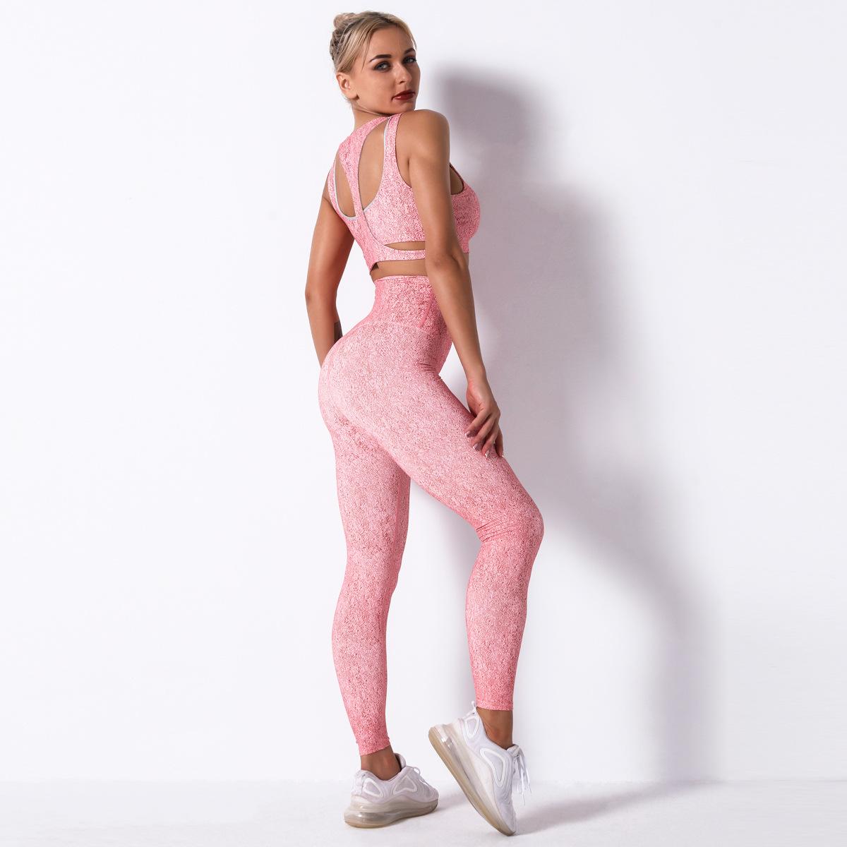 workout leggings set